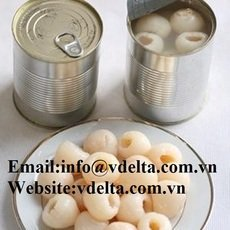 Vietnam High quality Canned Lychee