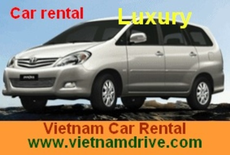 Vietnam car rental