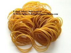 Various custom rubber band
